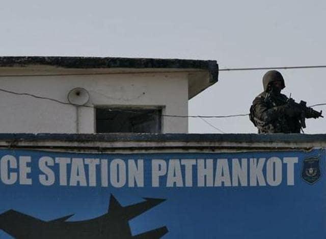 NIA,Pathankot terror attack,JeT terrorists in Pathankot