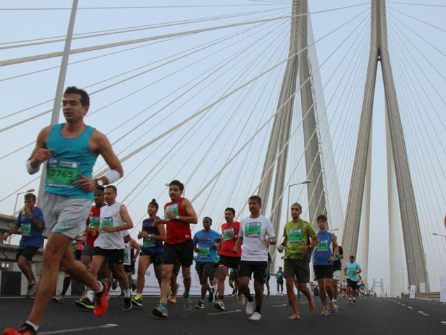 Gul Panag has been running since she was 15, and has been running the Standard Chartered Mumbai Marathon since the inaugural event in 2004.