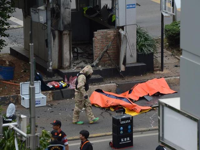 Jakarta,Jakarta blast,Islamic State