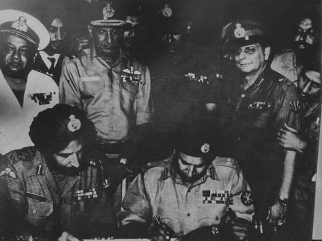 Lt Gen JFR Jacob (retd),Lt Gen Depinder Singh,Field Marshal Sam Manekshaw
