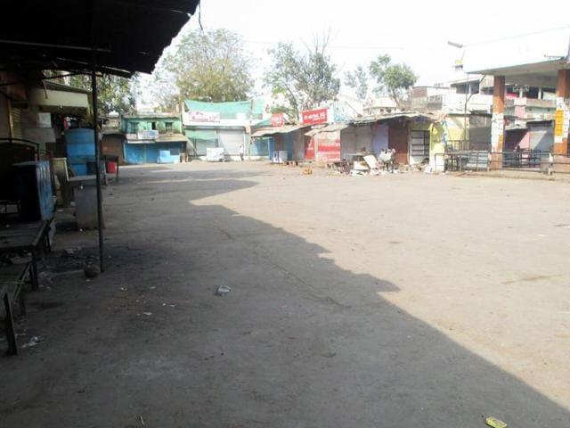 tension in Dhar town,Shaurya Yatra procession,Dhar