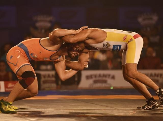 Pro-Wrestling League,UP Warriors,Rohit Sharma