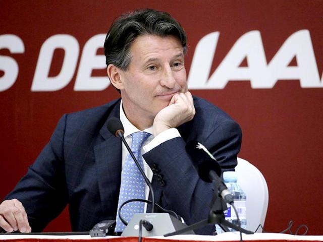 "Embattled IAAF president Sebastian Coe faces the next test of his troubled reign with publication on January 14 of what is expected to be an explosive report targeting corrupt ""scumbags"" and a leaked blood database."