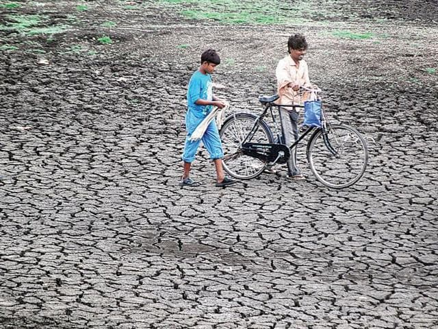 Central Ground Water Board,fall in groundwater level in Madhya Pradesh,Climate Change