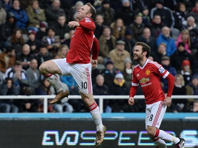 In the 3-3 draw against Newcastle, Wayne Rooney looked to have regain some of the form of old.