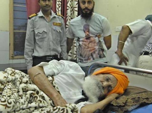 Surat Singh Khalsa,One year of Fasting,Ludhiana