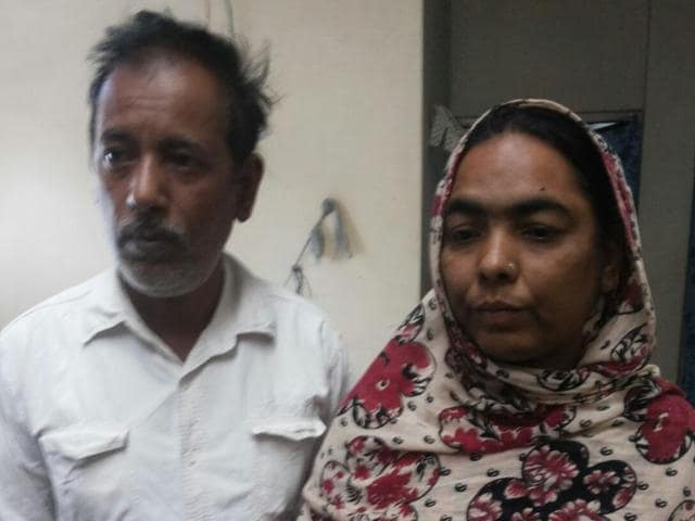 Muslim Couple,Beef,Hindu right-wing activists