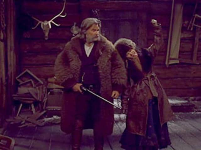 The hangman gets to The Hateful Eight.