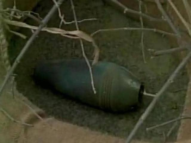 Mortar shell,Pathankot,Pathankot terror attack
