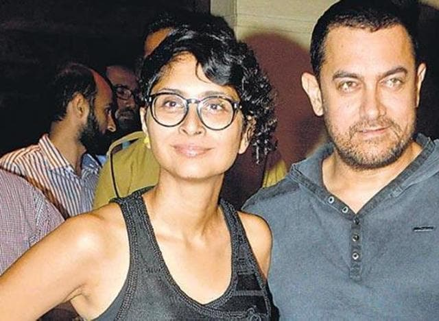 """BJP leader Ram Madhav Thursday denounced actor Aamir Khan's remarks on """"intolerance"""", saying he should not only preach to an auto-rickshaw driver about the country's prestige but also to his wife."""