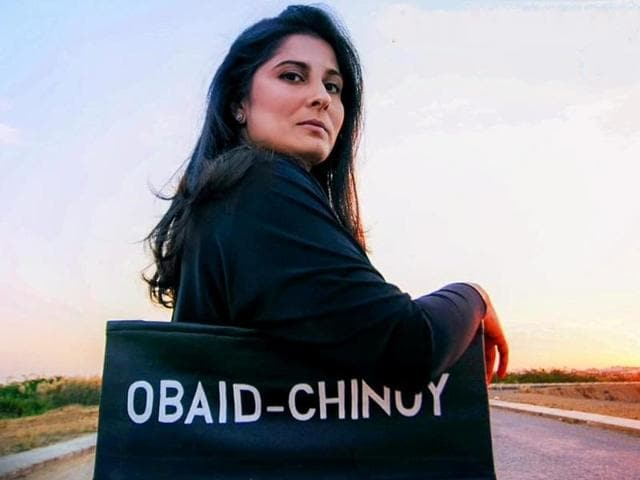 Sharmeen Obaid-Chinoy was feted across Pakistan in 2012 when she won the country's first Oscar for 'Saving Face', a 40-minute documentary that exposed the horrors endured by women who survive devastating acid attacks.