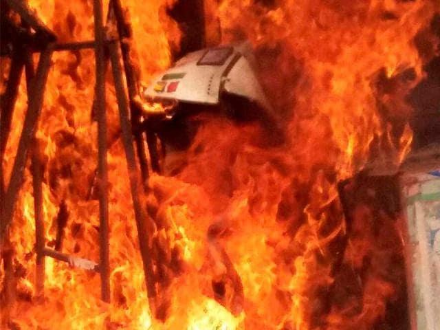 Communal clashes,Riots,Fatehpur