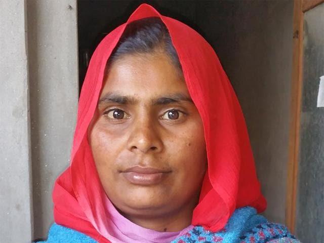 Chautala village,Badal,woman sarpanch