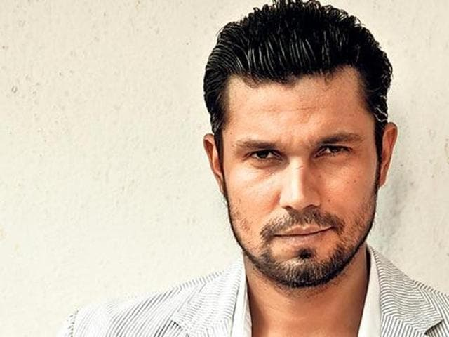 Randeep Hooda is playing Sarabjit Singh in the biopic. (PTI)
