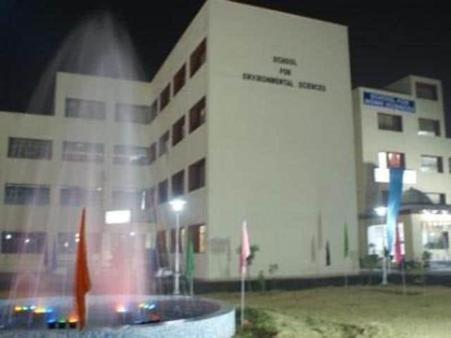 Babasaheb Bhimrao Ambedkar University (BBAU) in Lucknow,Anti-Dalit remarks,Union HRD ministry