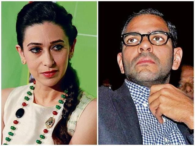 Sunjay Kapur's lawyers filed a petition in a Mumbai court that Karisma Kapoor married him for money, and later cheated on him.