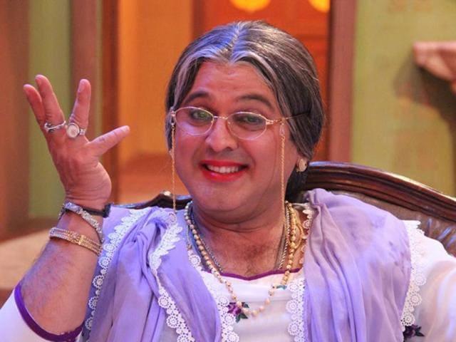 Comdey Night With Kapil,Ali Asgar,Comedian