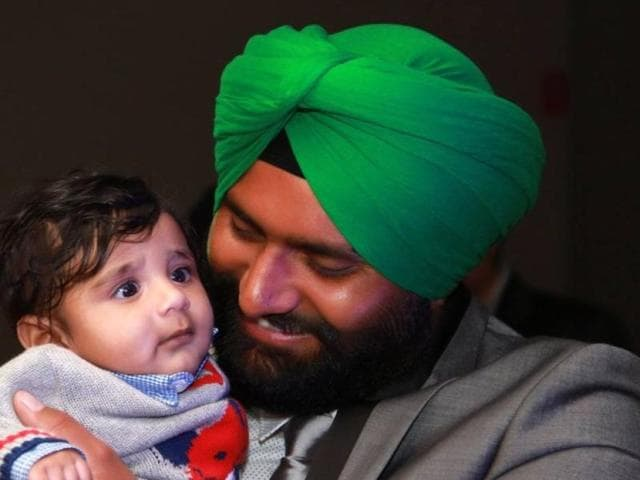 The immigration minister stepped in to grant Jaspal Singh a special visa for facilitating his return to Australia  after conducting his father's funeral in India.