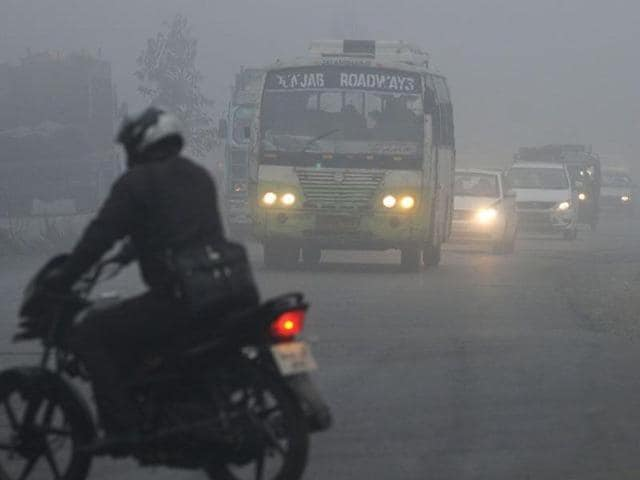 Punjab and Haryana,Weather Update,Chandigarh coldest