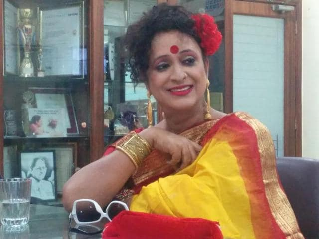 For 49-year-old Manabi Bandopadhyay, the demand for an identity for the transgender community didn't end after she became the country's first transgender principal at a girls' college in Kolkata, but began just then.(File photo)