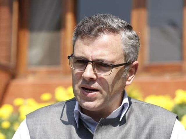 """In the shadow of Pathankot, to expect a normal dialogue to take place between the two countries is perhaps like asking too much,"" Omar said."