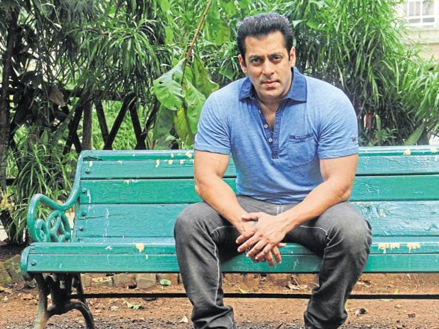 Bollywood Actor Salman Khan. The actor has been sent a legal notice by traders of New Delhi's Khan Market over the name of his proposed shopping website.