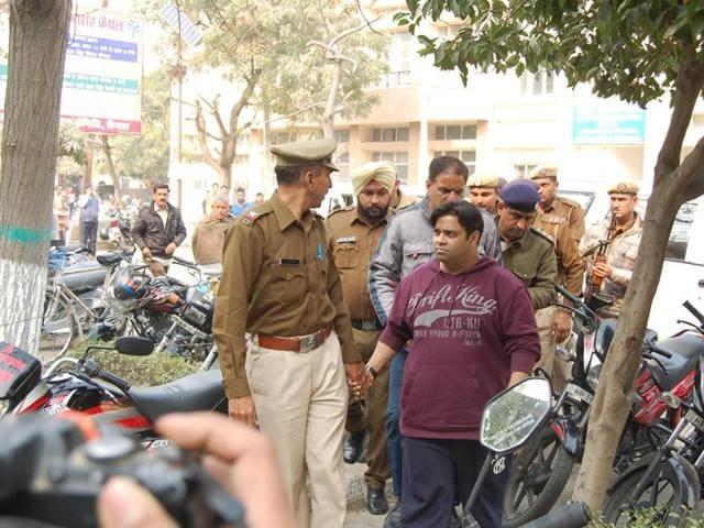 Kaithal police,Kiku SHrada,Gurmeet Ram Rahim