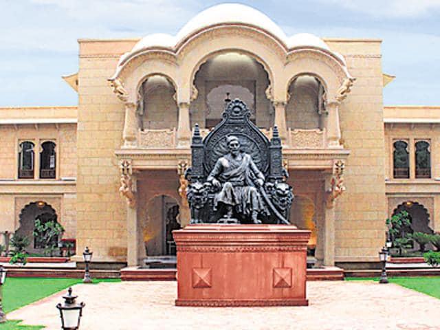 Maharashtra Sadan in New Delhi.