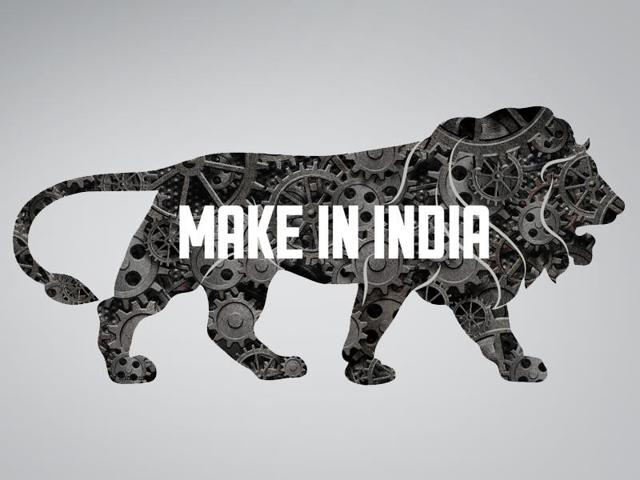 RTI reveals Make In India logo designed by foreign co's    Indian arm