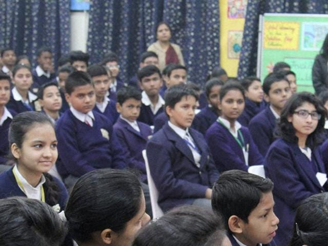 """A study conducted in different schools across Delhi has found """"high and alarming"""" levels of cancer-causing heavy metals inside classrooms."""