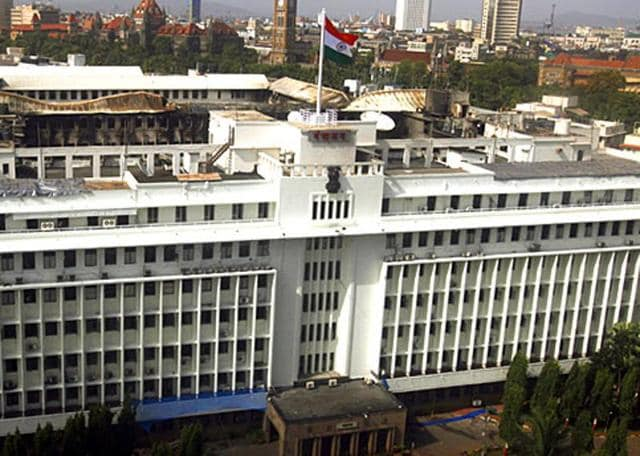 A file photo of the Mantralaya.