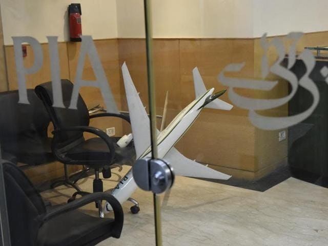 Right-wing activists ransacked Pakistan Airlines office at  in New Delhi  on Thursday, January 14, 2016.