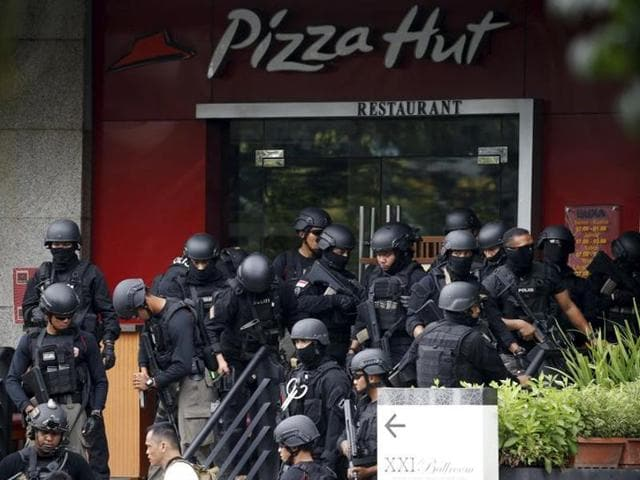 Jakarta bombings,Terrorism,Islamic State