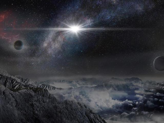 Astronomy,Super supernova,Star explosion
