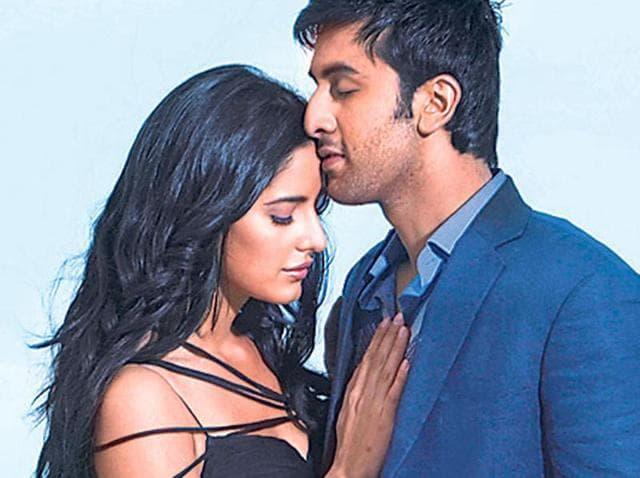 Ranbir, Katrina first worked together in Ajab Prem Ki Ghazab Kahani. (YouTube)