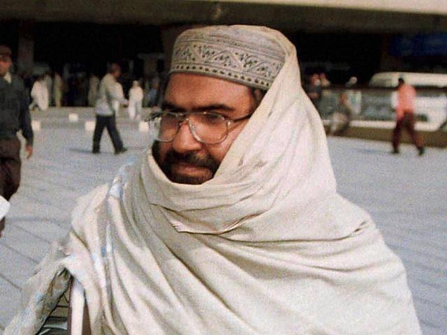 Masood Azhar leader of an Jaish-e-Mohammed has been taken into