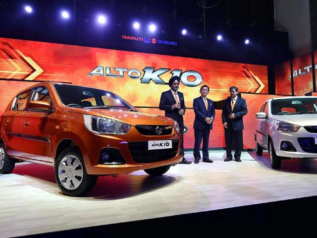 The average hike in the ex-showroom prices across models of Maruti Suzuki, starting from entry level hatchback Alto 800 to premium crossover S-Cross, is between Rs 1,000 to Rs 4,000, the company said in a statement. Besides, the company has also hiked prices of its recently launched premium hatchback Baleno in the range of Rs 5,000 to Rs 12,000.