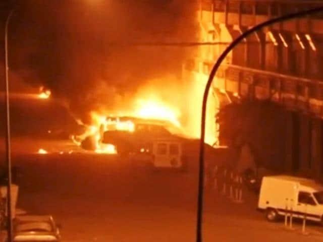 Burkina Faso,hotel,Al-Qaida