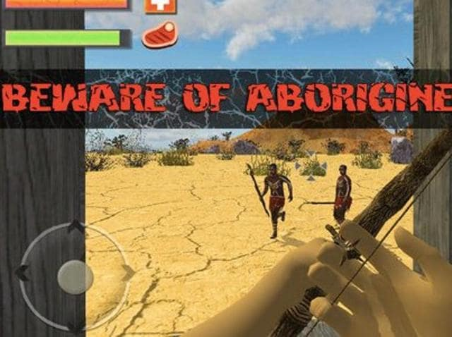 Racism,Mobile game,Aborigines