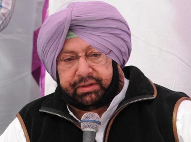 Parkash Singh Badal,Punjab CM,Captain Amarinder