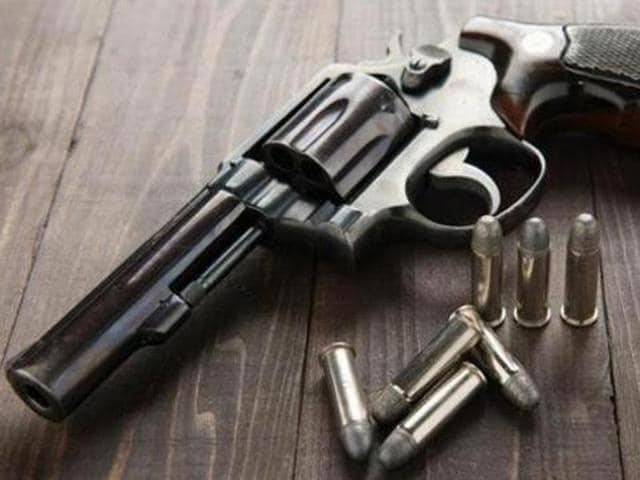 sewadar,Amritsar,stray bullets