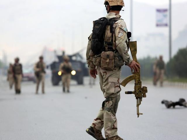 Kabul,Italian embassy,Rocket attack