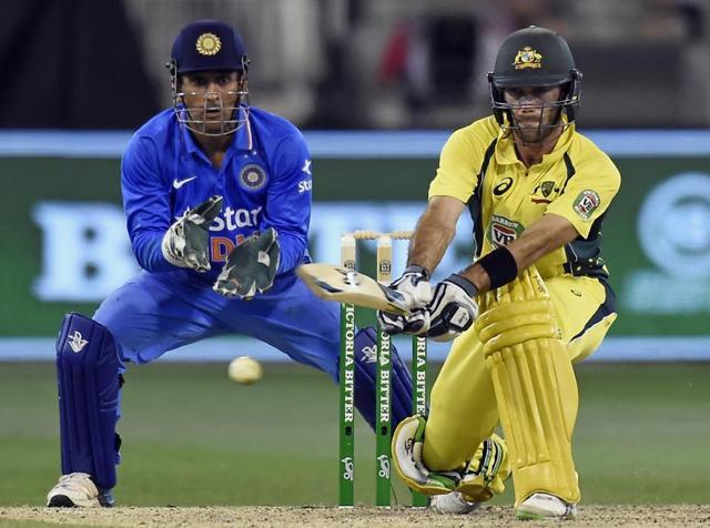 Australia vs India,Glenn Maxwell,Virat Kohli