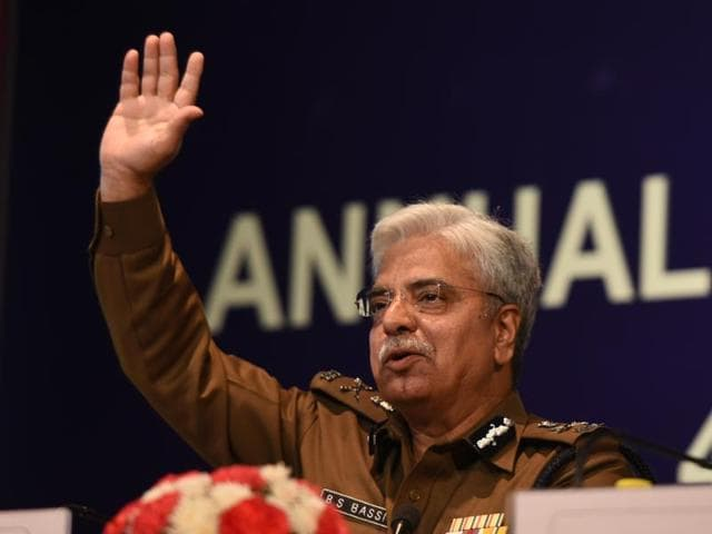 Delhi Police commissioner BS Bassi is due to retire by the end of next month.