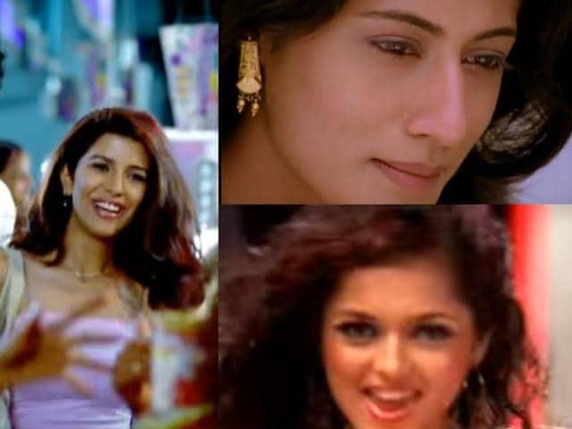 Chitrangda Singh,Nimrat Kaur,Lara Dutta