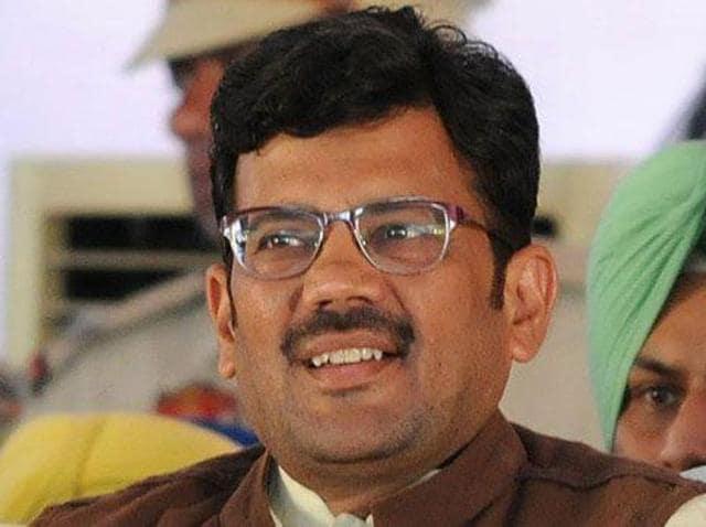 RSS leader,Ludhiana,Kamal Sharma