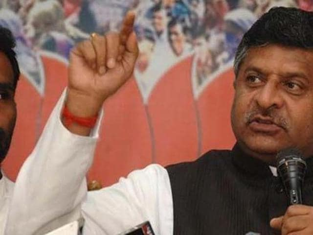 The number of Internet users in the country is expected to go up to 50 crore, from the present over 40 crore, in next 5-8 months, Telecom Minister Ravi Shankar Prasad has said