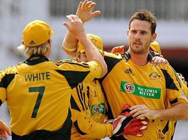 Shaun Tait will make his return to international cricket after being picked for T20 series against India.