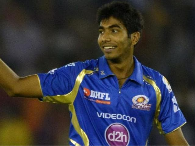 Jasprit Bumrah earned his maiden India call-up  on Monday after being named as a replacement for injured speedster Mohammed Shami.