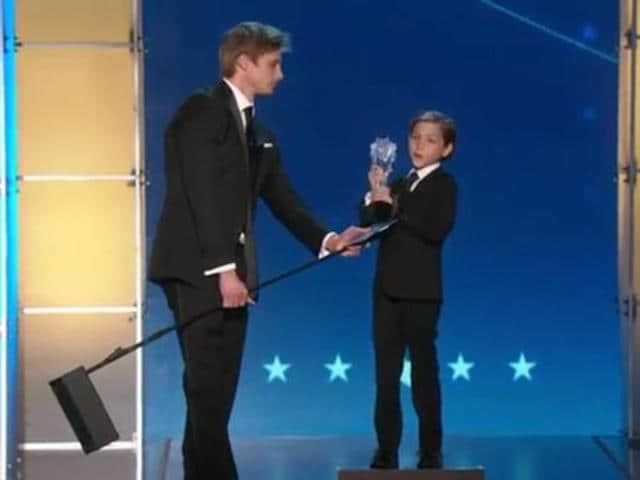Jacob Tremblay,Critic's Choice Awards,Jacob Tremblay Room